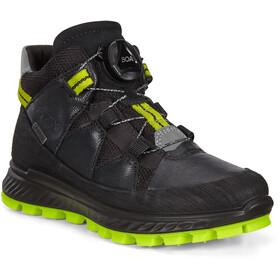 ECCO Exostrike Boots Boys black/black